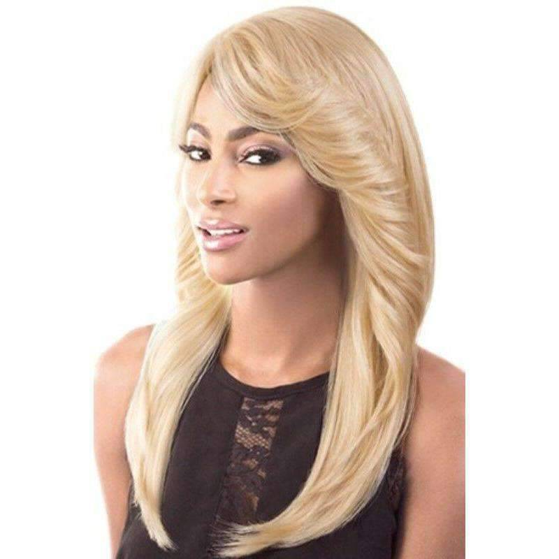 DP. Sofia - Long Length Straight Synthetic Wig | Motown Tress | African American Wigs - African American Wigs