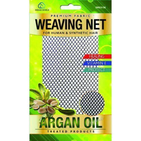 Dream Argan Oil Treated Premium Fabric Weaving Net for All Hair - African American Wigs