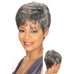 Edna | Synthetic Wig (Traditional Cap) - African American Wigs