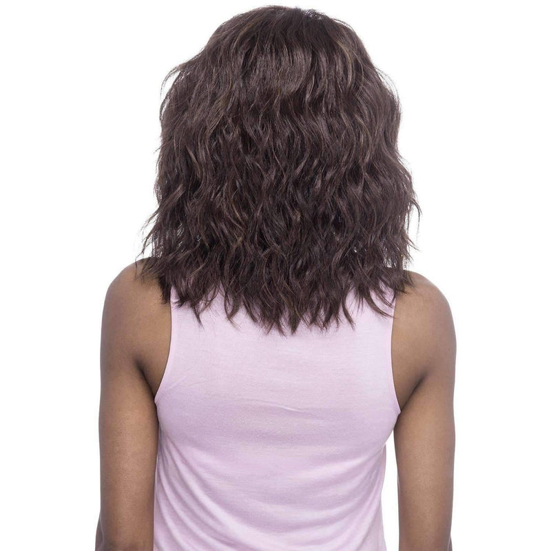 FAB Synthetic Layered Body Wave Razor  Wig - Vivica Fox - African American Wigs