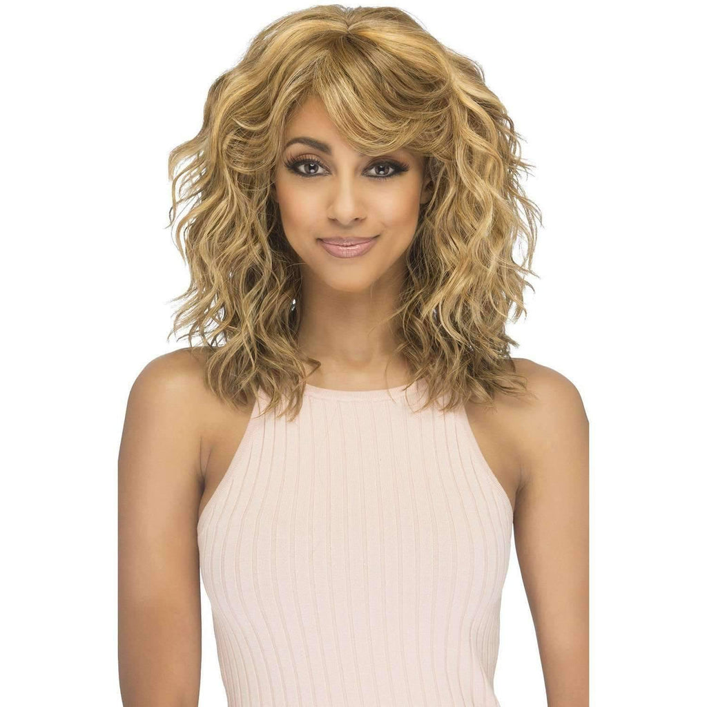 FALLYN Synthetic Lace Front Wig Vivica Fox - African American Wigs