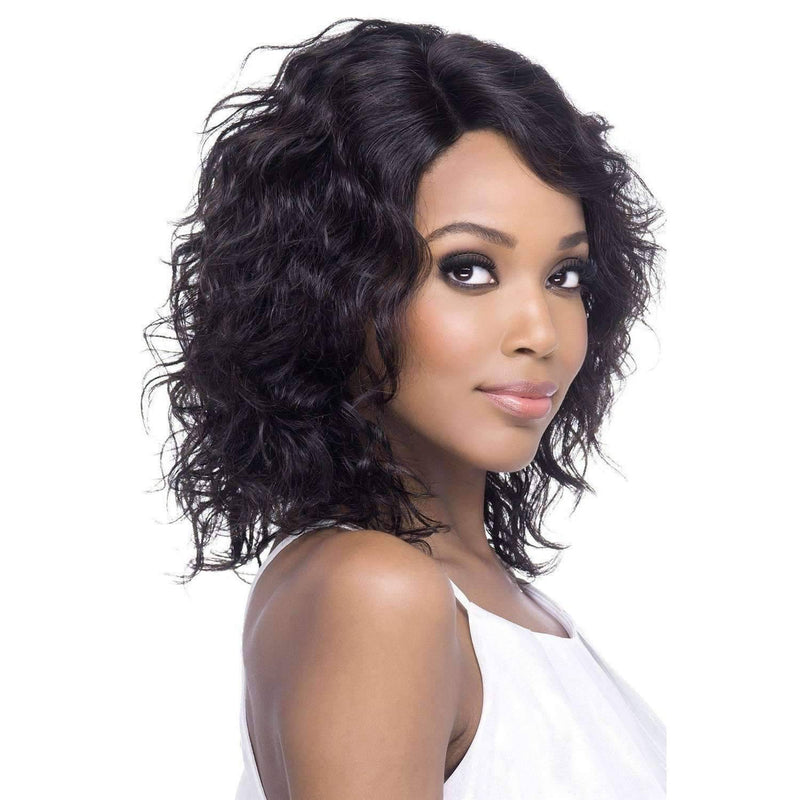 FAYDRA | Remi Natural Brazilian Human Hair Wig (Lace Front Traditional Cap) - African American Wigs