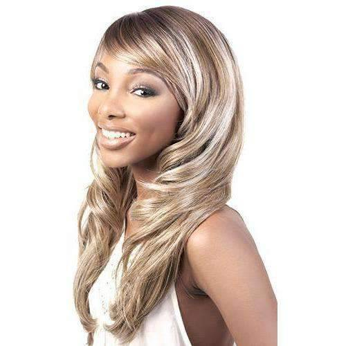 FLORIS | Heat Friendly Synthetic Wig (Traditional Cap) - African American Wigs