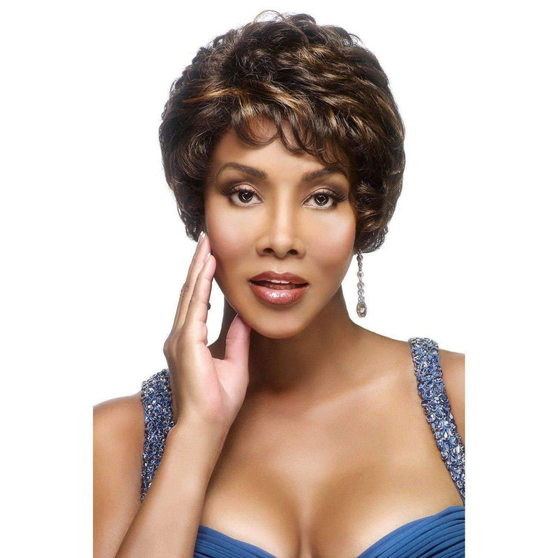 Francyne - Vivica Fox Synthetic Wig - African American Wigs