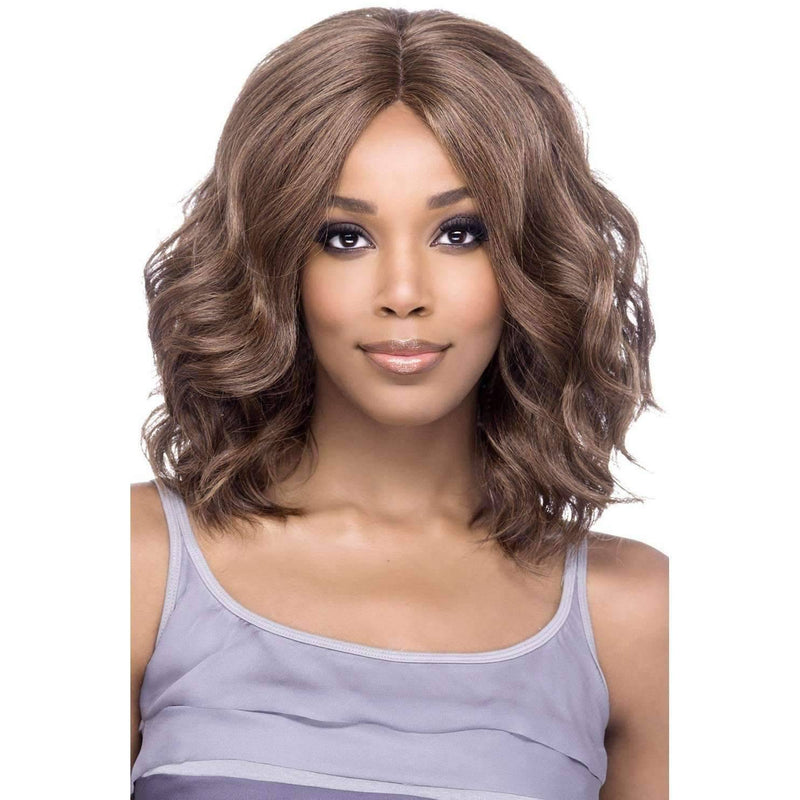 FREEDA | Synthetic Wig (Lace Front Traditional Cap) - African American Wigs