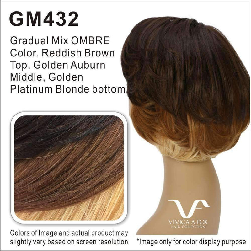 GARDEN | Heat Friendly Synthetic Wig (Lace Front Traditional Cap) - African American Wigs