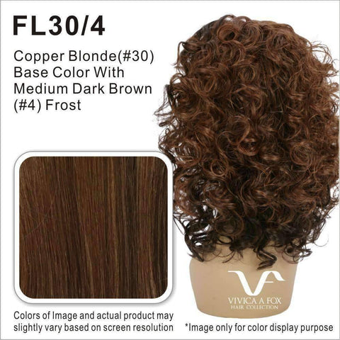 Image of GARDEN | Heat Friendly Synthetic Wig (Lace Front Traditional Cap) - African American Wigs
