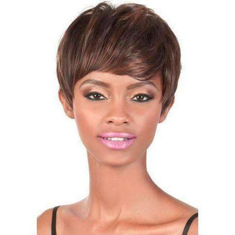 Image of GGC-91 Short Synthetic Wig - African American Wigs