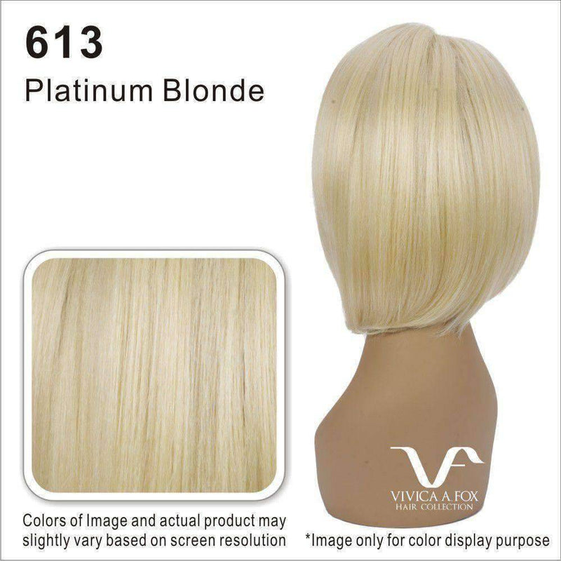 GOLDIE-V | Heat Friendly Synthetic Wig (Lace Front Traditional Cap) - African American Wigs