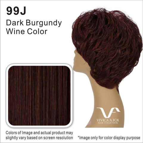 GOLDIE-V | Heat Friendly Synthetic Wig (Lace Front Traditional Cap) Color FS1B/27 - African American Wigs