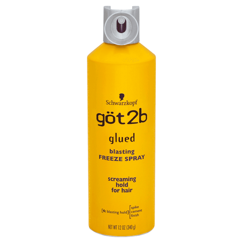 göt2b Glued Blasting Freeze Spray - African American Wigs