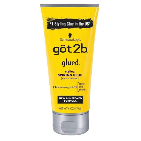Image of göt2b Glued Styling Spiking Glue - 6oz | African American Wigs - African American Wigs