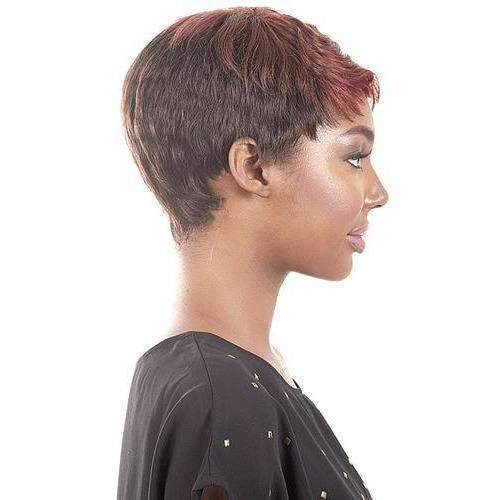 H. MAMA | Human Hair Wig (Traditional Cap) - African American Wigs