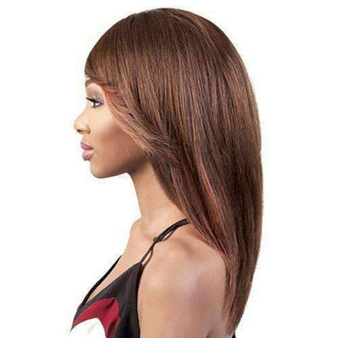 Image of H. Paris - Long Length Straight Human Hair Wig | Motown Tress | African American Wigs - African American Wigs