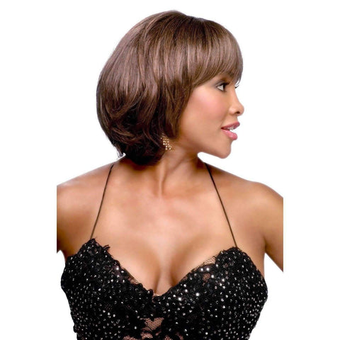Image of H203 - Vivica Fox Synthetic Wig in Color #4 - African American Wigs