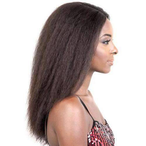 HBR-DP.Ken - Long Length Straight Human Hair Wig | Motown Tress | African American Wigs - African American Wigs