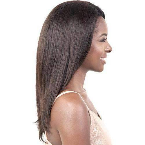 HBR-L.Coy - Long Length Straight Human Hair Wig | Motown Tress | African American Wigs - African American Wigs