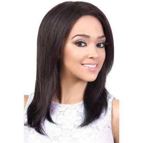 HBRWTL.Lin - Long Length Straight Human Hair Wig | Motown Tress | African American Wigs - African American Wigs