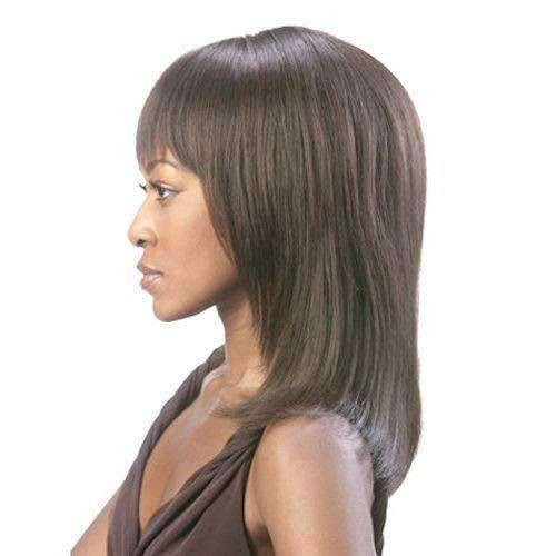 H.Elsa-Motown Tress 100% Human Hair Wig Long in Color #4 - African American Wigs
