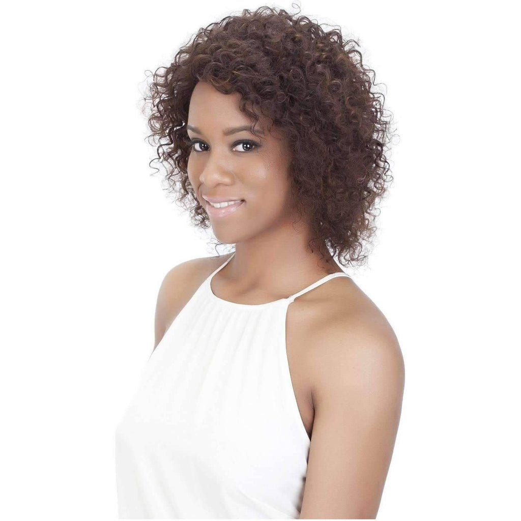HH-BRITTA | 100% Human Hair Wig (Traditional Cap) - African American Wigs