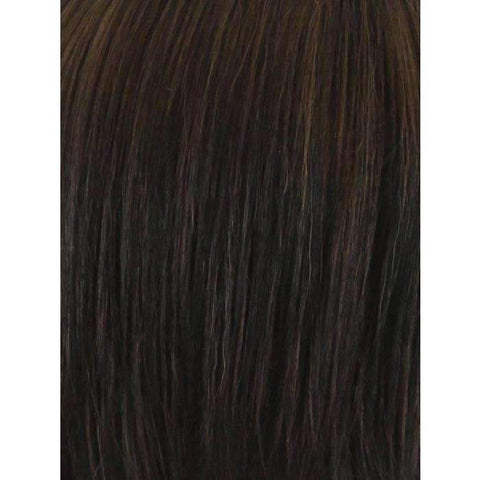 Image of HM-Garnet - Short Length Straight Human Hair Wig | Motown Tress - African American Wigs