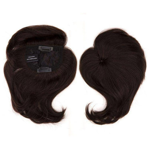 HP 500 Human Hair Topper Piece | African American Wigs - African American Wigs