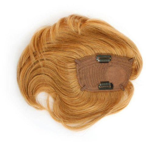 Image of HP 500N Human Hair Topper Piece | African American Wigs - African American Wigs