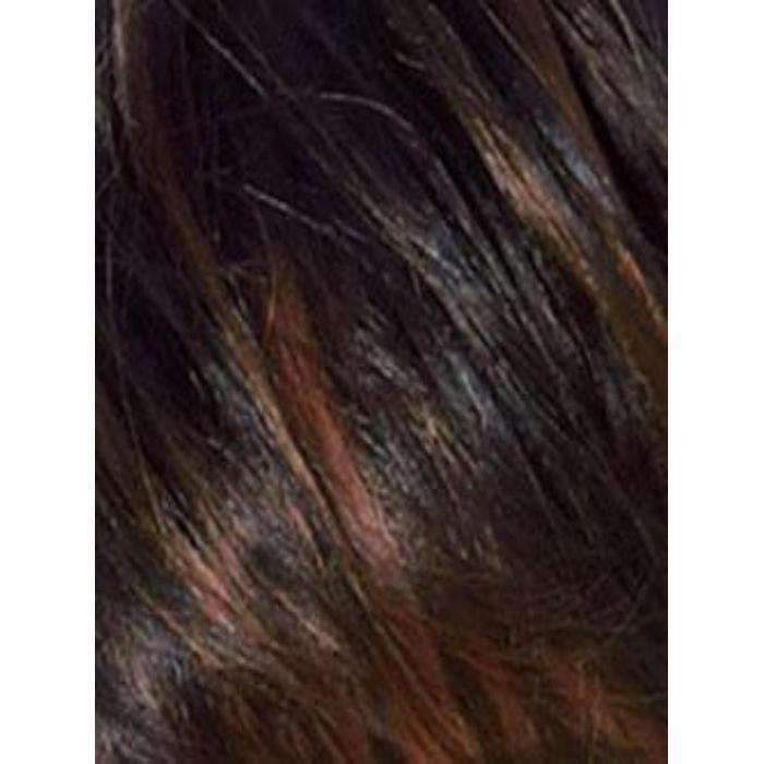 H.Paris-Motown Tress 100% Human Hair Wig Long in Color #1BF30 - African American Wigs
