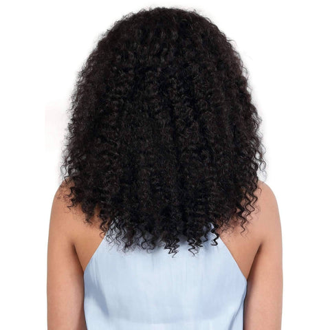 Image of HPL360.Kat - Long Length Wavy Persian Human Hair Wig | Motown Tress - African American Wigs