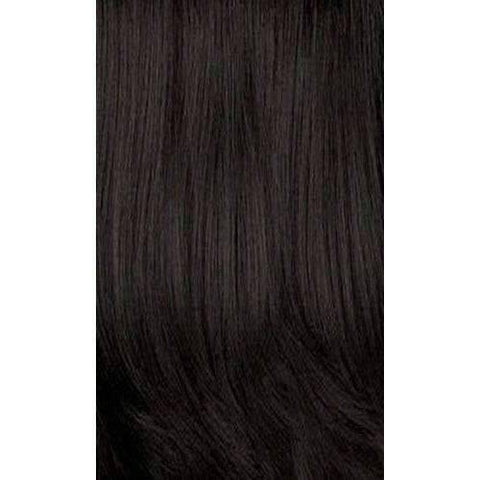 Image of HPL3.Joana - Medium Length Wavy Persian Human Hair Wig | Motown Tress - African American Wigs
