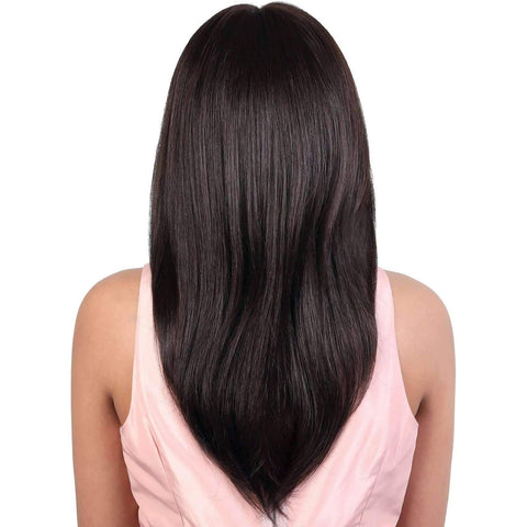 Image of HPLP.Debi - Long Length Straight Persian Human Hair Wig | Motown Tress - African American Wigs