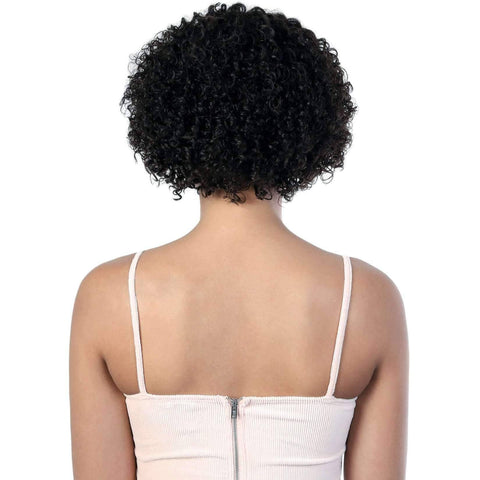 HPLP.Jojo - Short Length Curly Virgin Remi Human Hair Wig | Motown Tress - African American Wigs