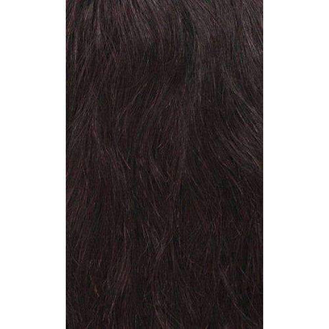 HPR.MAPLE - Short Length Curly Persian Human Hair Wig | Motown Tress - African American Wigs