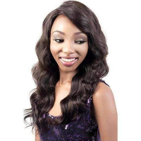 HPSLK. UMA | Persian Remy Human Hair Wig (Lace Front Traditional Cap) - African American Wigs