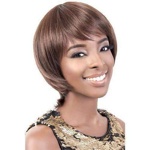 HR. ANDY | Human Hair Wig (Traditional Cap) - African American Wigs