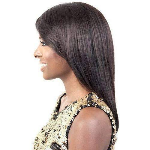 HR. DELL | Remy Human Hair Wig (Traditional Cap) - African American Wigs
