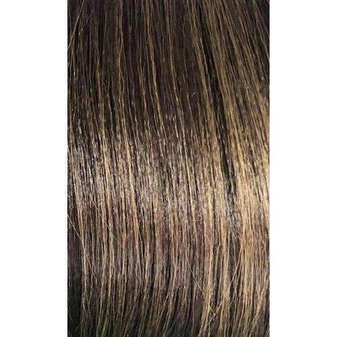 HR. Vega - Short Length Straight Human Hair Wig | Motown Tress - African American Wigs