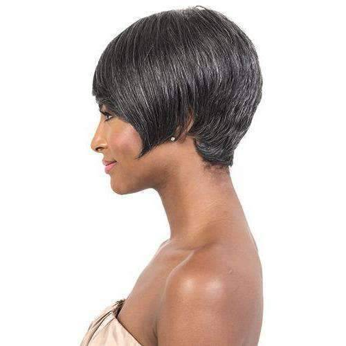 HR.WISH | Remy Human Hair Wig (Traditional Cap) - African American Wigs