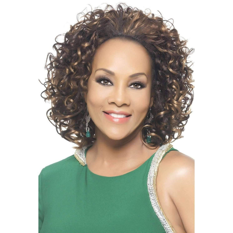 HW370-V | Synthetic 3/4 Wig Vivica Fox - Medium Length Wigs