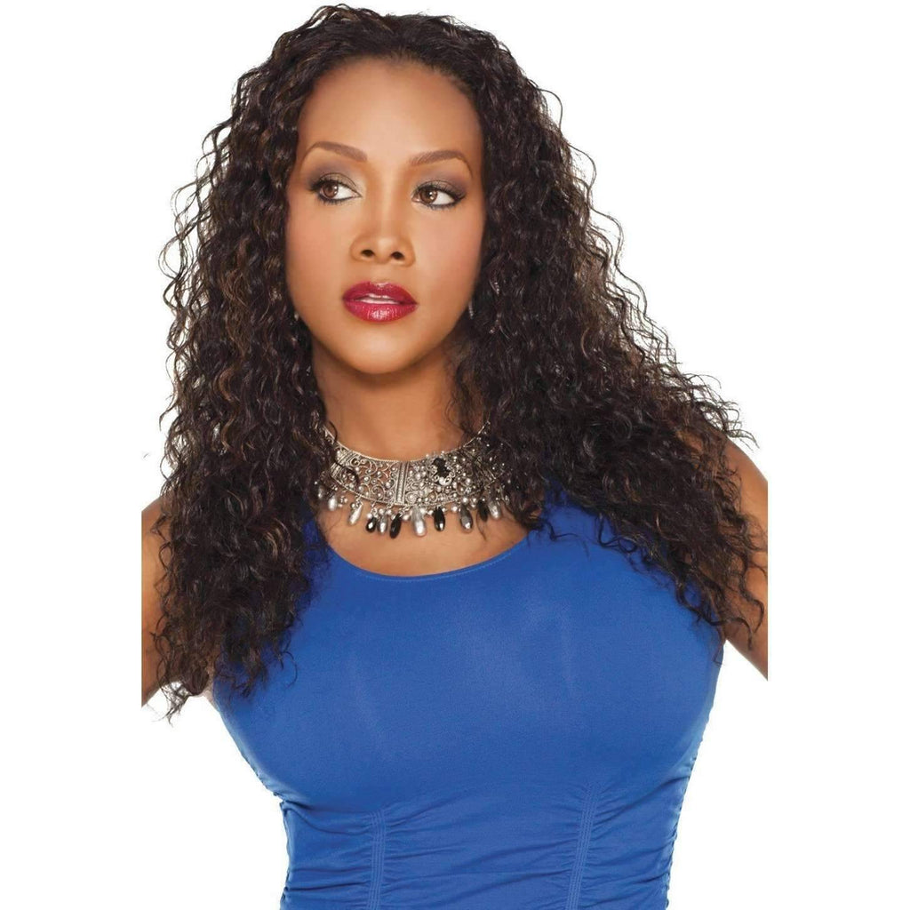 HW810-V | Synthetic 3/4 Wig - African American Wigs