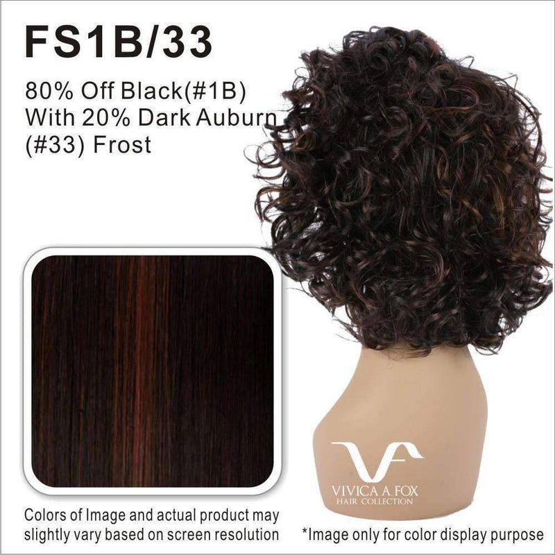 HW845 - Vivica Fox Synthetic Wig - African American Wigs