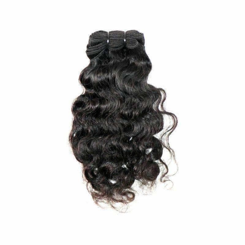 India Curly Weave Bundle - African American Wigs