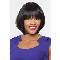 Isabella | Heat Friendly Synthetic Wig ( Hand Stitched) - African American Wigs