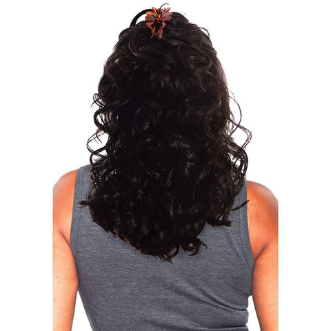 Image of JOANNA-V | Heat Resistant Synthetic Wig (Lace Front Traditional Cap) - African American Wigs