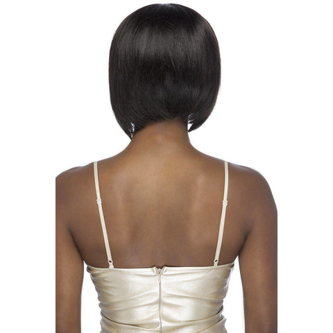 "Image of JOCELYN 10"" STRAIGHT BOB WITH FRINGED BANG"