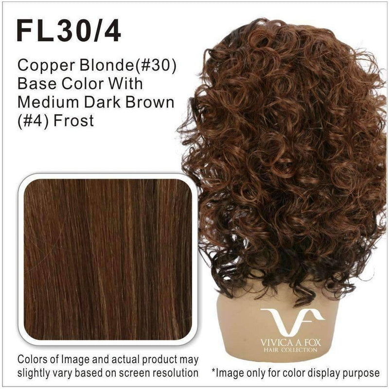 JOZEFINA-V | Synthetic Wig (Traditional Cap) - African American Wigs