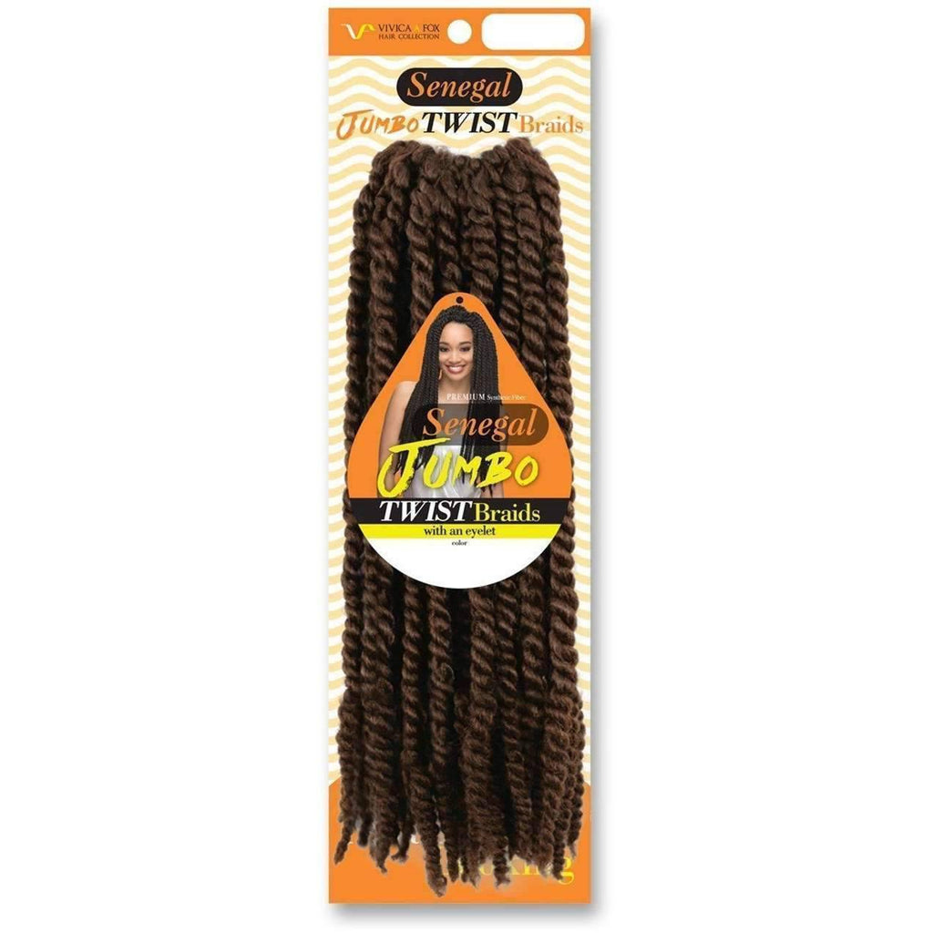 JUMBO SENEGAL TWIST 12"