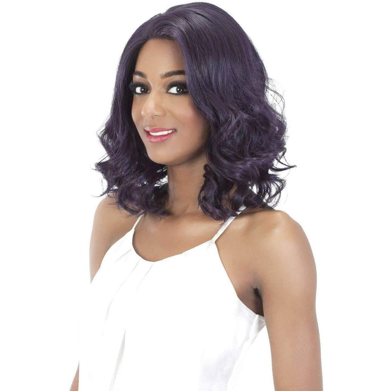 KARMEN Synthetic Layered Loose Body Curl  Wig - Vivica Fox - African American Wigs