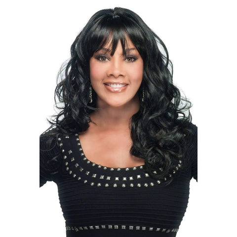 Image of Kellita - Vivica Fox Synthetic Wig in Color #1 - African American Wigs