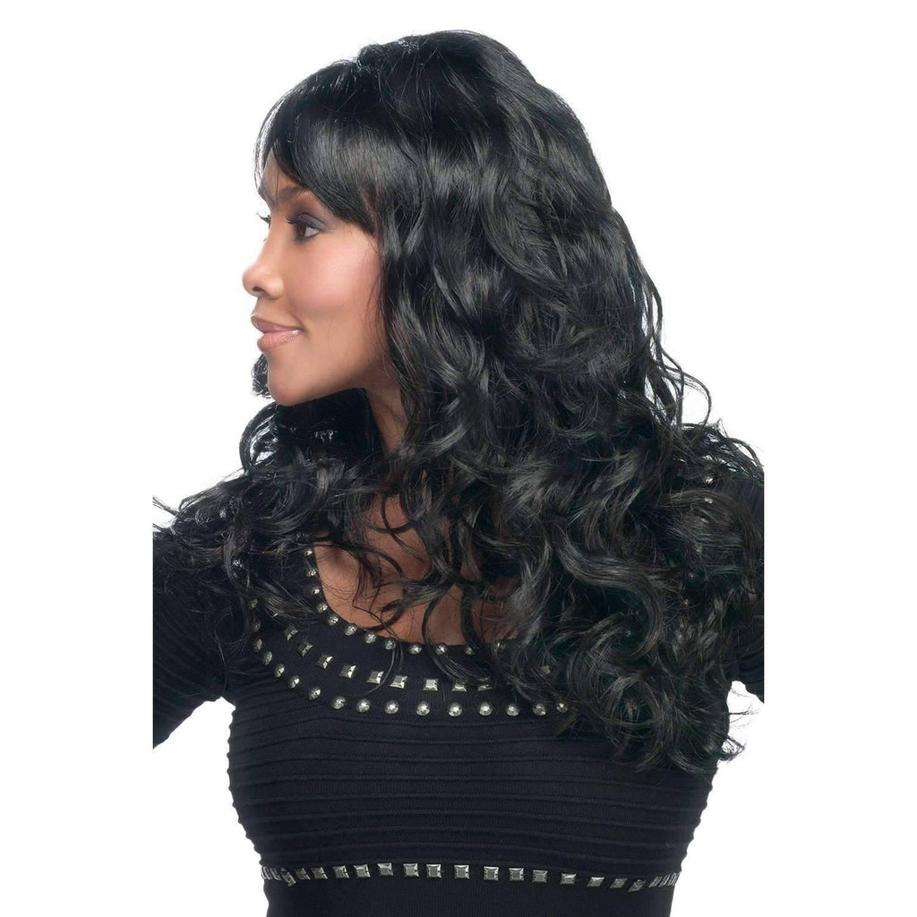 Kellita - Vivica Fox Synthetic Wig in Color #1 - African American Wigs